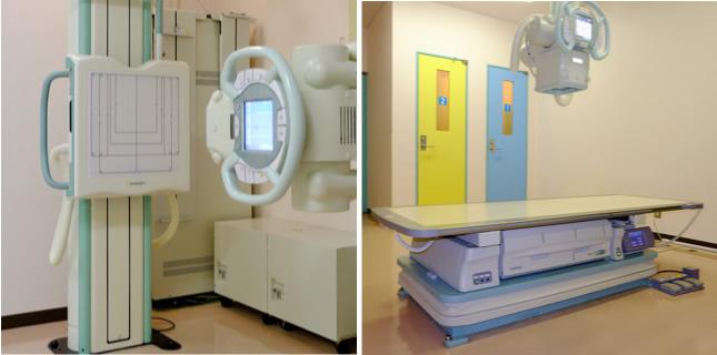 CT装置(64列マルチスライスCT)